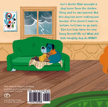 Trouble PAPERBACK CHILDREN'S PICTURE BOOK