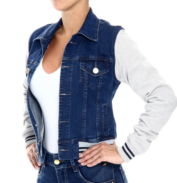Denim jacket 242883