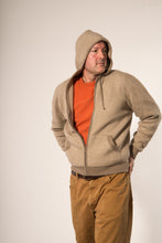 Gordie -  Cashmere hooded sweatshirt