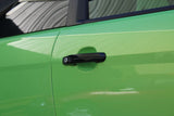 Ford Focus mk2 mk3 05-17 Gloss Black Door Handles Covers Styling
