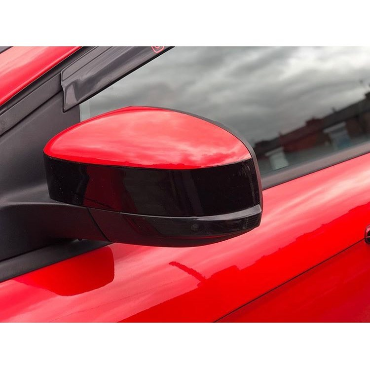 Clear Wing Door Mirror Indicator Left Passenger Side For Audi A3 Mk2 2008-2012