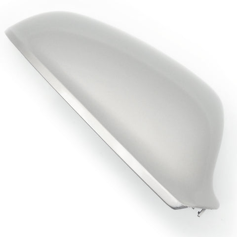 Vauxhall Astra J Sovereign Silver Door Wing Mirror Cover Right Drivers Side