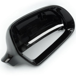 Audi A3 Q3 A4 A5 A6 Black Door Wing Mirror Cover Right Drives Side
