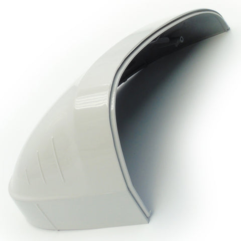 Audi A4 A5 Glacier White Door Wing Mirror Cover Cap Right Driver side