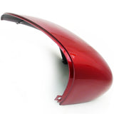 Ford Fiesta mk7 Left Door Wing Mirror Cover Cap Candy Red