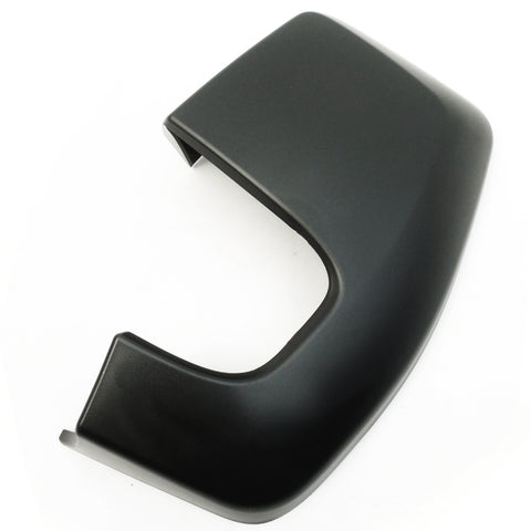 Ford Transit Custom Door Wing Mirror Cover Cap Black - Left Passenger