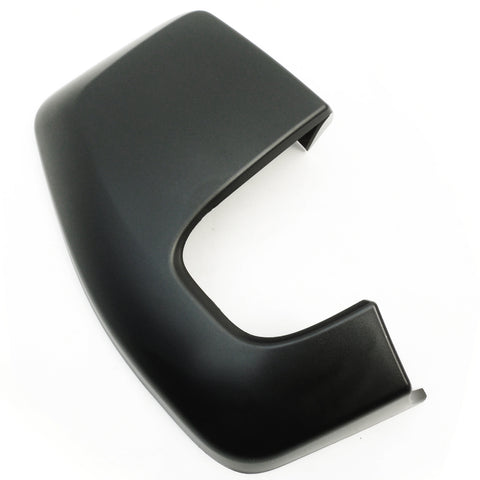 Ford Transit Custom Door Wing Mirror Cover Cap Black - Right Driver side