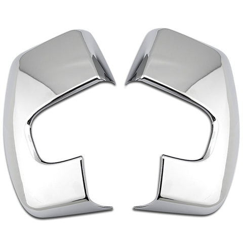Ford Transit Custom Van 2012-19 Chrome Wing Mirror Covers Caps