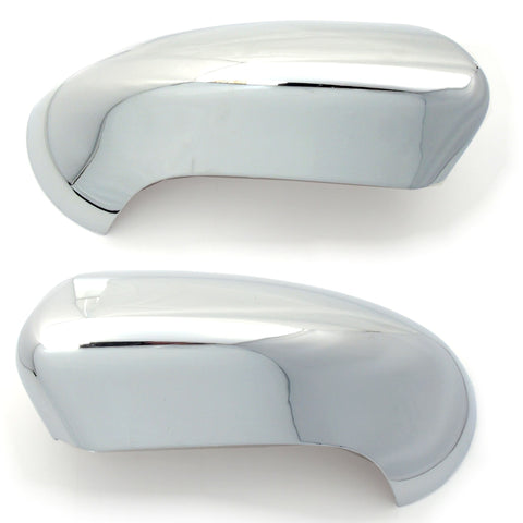 Chrome Mirrors Covers Styling Trims Kit  - Nissan Qashqai 2007 - 2013