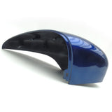 Ford Fiesta mk7 Left Door Wing Mirror Cover Cap Deep Impact Blue
