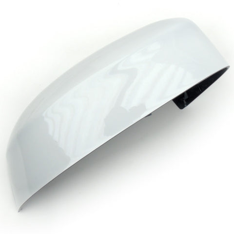 Ford mondeo 2010-14 mk4 Wing Mirror Cover Frozen White Right Drivers