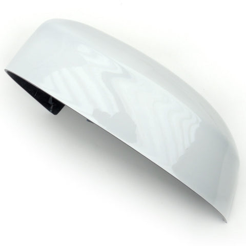 Ford Fiesta Mk7 2008-2018 Door Wing Mirror Cover Frozen White O//S Drivers Side