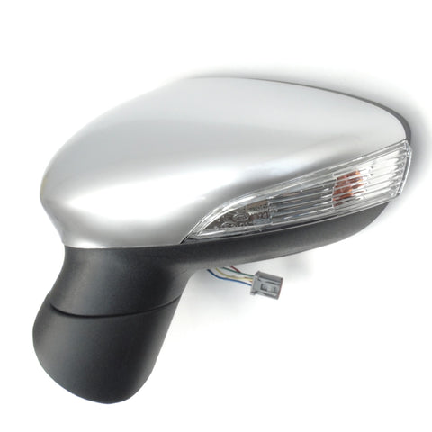 Ford Fiesta Wing Mirror Covers Black Right Hand Side Fits to 2008 to 2012