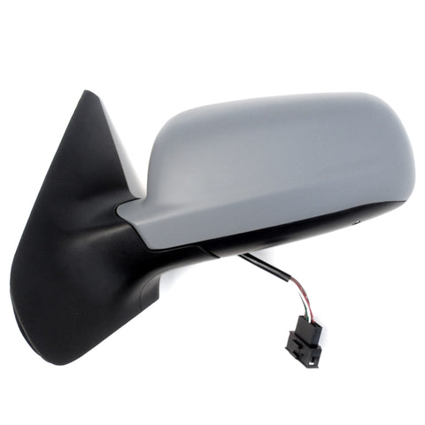 VW Golf mk4 1997 - 2004 Left Passenger Full Side  Wing Mirror Primed Cover