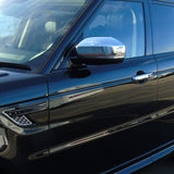 Range Rover Sport & Vogue 2013 Chrome Door Wing Mirror & Handles