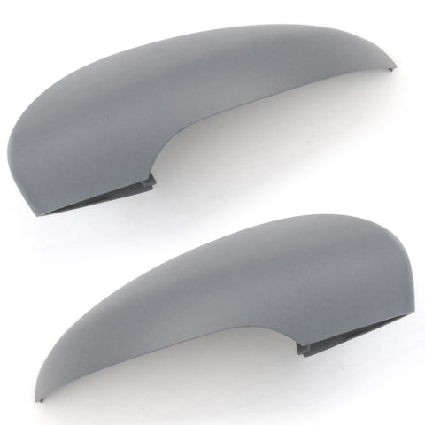 VW Golf mk6 Door Wing Mirror Covers Caps Casings Left & Right Sides Primed