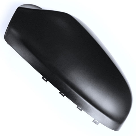 Vauxhall Astra H Black Door Wing Mirror Cover Left Passenger Side