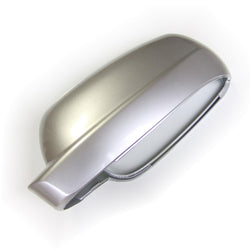 VW Golf mk4 Wing Mirror Cover Reflex Silver - Left