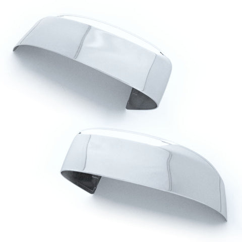 Ford Focus mk2 mk3 2008 - 2018 Chrome Mirror Styling Cover Caps