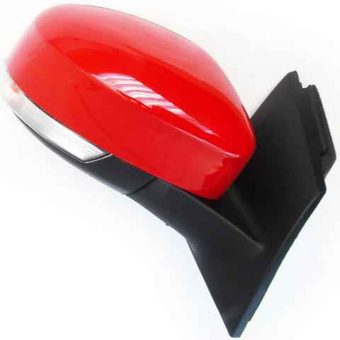 Race Red Ford Focus mk3 2012-2017 Full Door Wing Mirror Right Drivers side