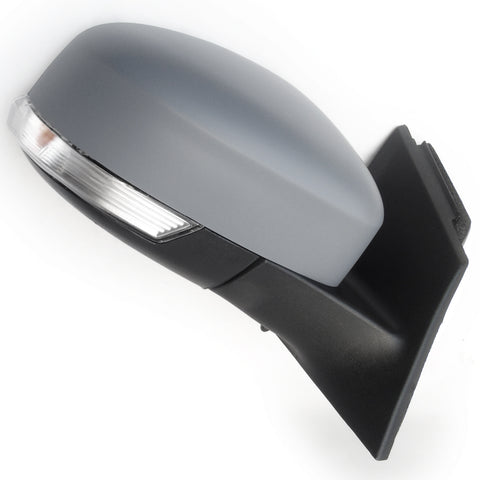 Ford Focus mk3 2012-2017 Full Door Wing Mirror Primed Cover Right Side