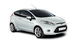 Ford Fiesta mk7 2008-12 Right Wing Mirror Unit Frozen White Cover
