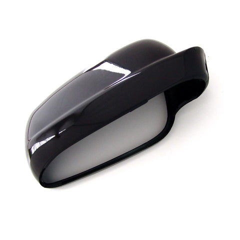 VW Golf mk4 Wing Mirror Cover Metallic Black - Right