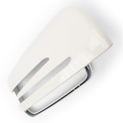White Door Wing Mirror Cover Right Driver Side for Mercedes A B C E S CLA GLA