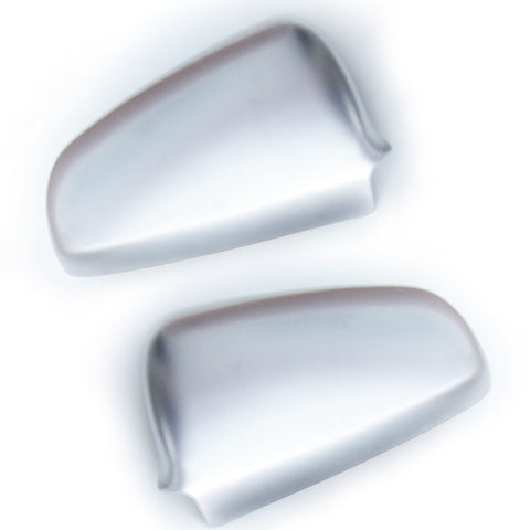Audi A3 A4 A6 Matt Silver S3 S4 S6 Style Wing Mirror Caps Covers
