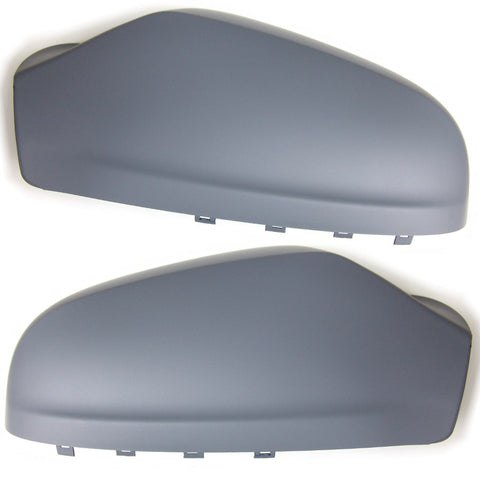 Vauxhall Astra H Wing Mirror Covers Caps Left & Right Primed