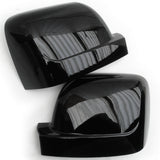 Vauxhall Vivaro 2014-19 Gloss Black Wing Mirror Covers Caps
