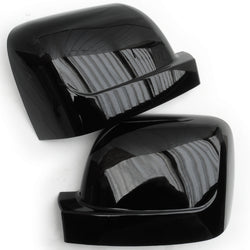 Renault Trafic 2014-19 Gloss Black Wing Mirror Covers Caps