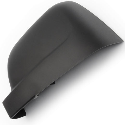 Left Door Wing Mirror Cover Black Vauxhall Vivaro Renault Trafic 2014 - 2019