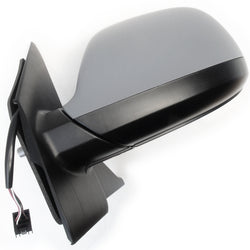 Door Wing Mirror Primed Cover Left Passenger Side VW Transporter T5