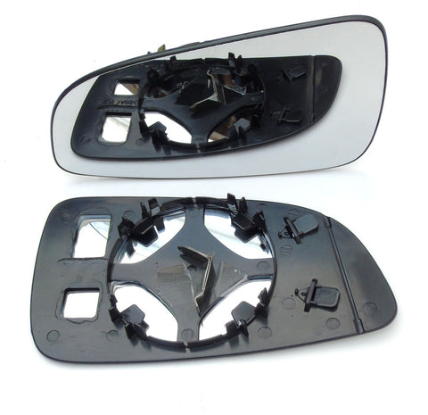 Vauxhall Astra H Door Wing Mirror New Replacement Glass non-heated Left Nearside Passenger Side