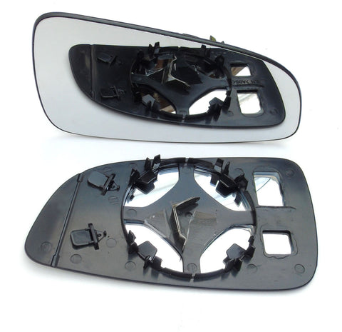 Vauxhall Astra H Wing Mirror Glass non-heated Right Drivers Side