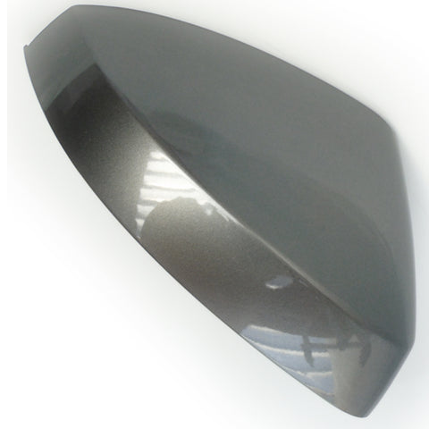Audi A3 Monsoon Grey Door Wing Mirror Cover Right Drivers Side