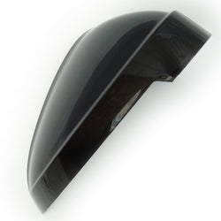 Audi A4 A5 Metallic Black Door Wing Mirror Cover Cap Right Driver side