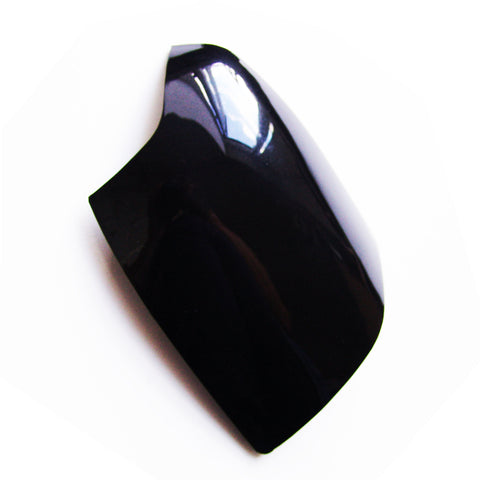 Ford Focus mk2 2005-2007 Black Painted Wing Mirror Cap Right