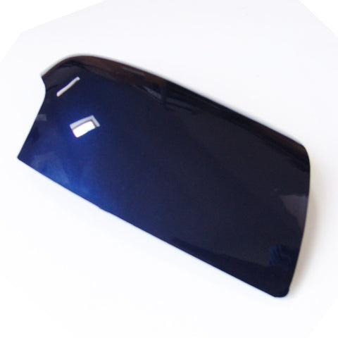 Ford Focus mk2 05-07 Blue Painted Wing Mirror Cap right