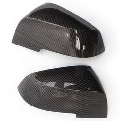 BMW 1/2/3/4 Series Gloss Carbon Fibre Black Wing Mirror Covers F20 F21 F22