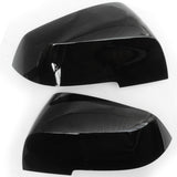 BMW 1/2/3/4 Series Gloss Black Wing Mirror Covers Caps F20 F21 F22