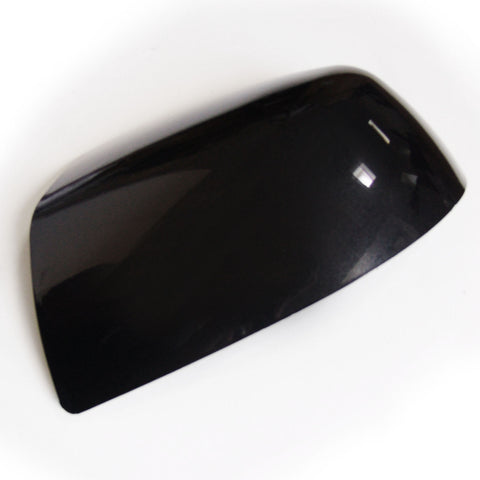 Ford Focus mk2 05-07 Black Painted Wing Mirror Cover Cap Left Side