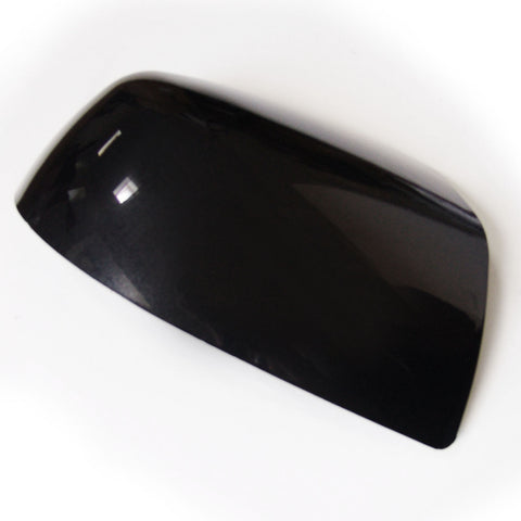 Ford Focus mk2 05-07 Black Painted Wing Mirror Cover Cap Right Side