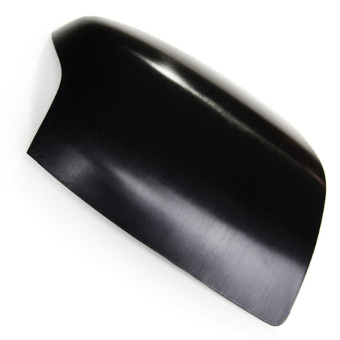 Ford Focus mk2 Wing Mirror Cover Cap Right Drivers side Black plastic