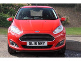 Ford Fiesta 2013 -17 Gloss Black Front Fog Light Surround Grille Left