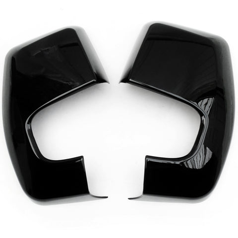 Ford Transit Custom 2012-19 Van Gloss Black Wing Mirror Covers Caps