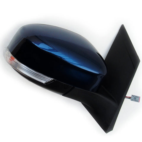 Ink Blue Ford Focus mk2 2008-2011 Side Door Wing Mirror Right Driver Side