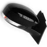 Shadow Black Ford Focus mk3 2012-2017 Full Door Wing Mirror Right