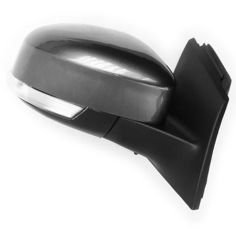 Magnetic Grey Ford Focus mk3 2012-2017 Full Door Wing Mirror Right